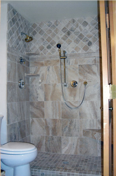 Travertine Tile Bathroom Ideas Ideas About